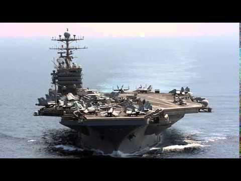 Irán atacará los barcos de EE.UU. si hay una guerra.