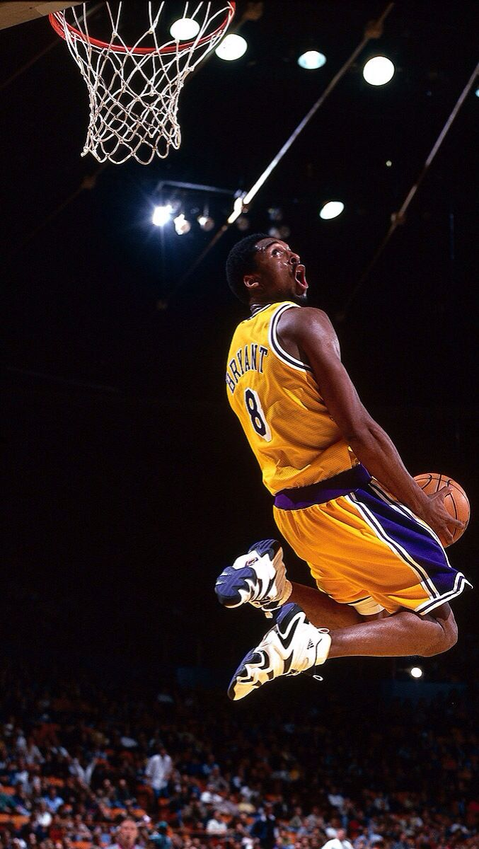 Kobe in HD Kobe bryant dunk, Kobe bryant wallpaper, Kobe