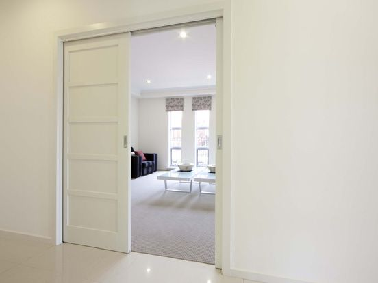 Internal sliding doors google search fit out for Large internal sliding doors