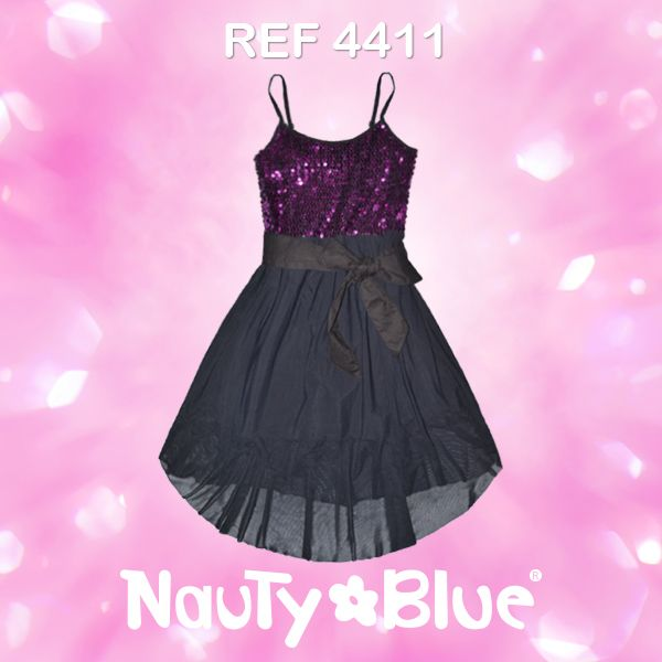 REF 4411 ♥ Be Magic, Be Yourself, Be Nauty Blue ♥