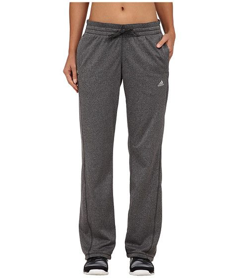 adidas fleece pants women's