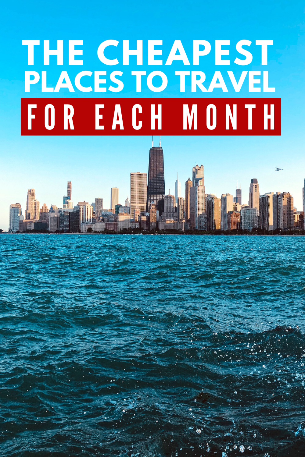 Here, your month-by-month guide for great vacation deals. Budget breakdowns for the cheapest spots in the world. Check them out and start planning your trip! |Cheap places to travel| the cheapest places to travel for each month of the year| Budget travel guide #budgettraveltips #budgettravelguide #cheapdestinations #budgetgetaways