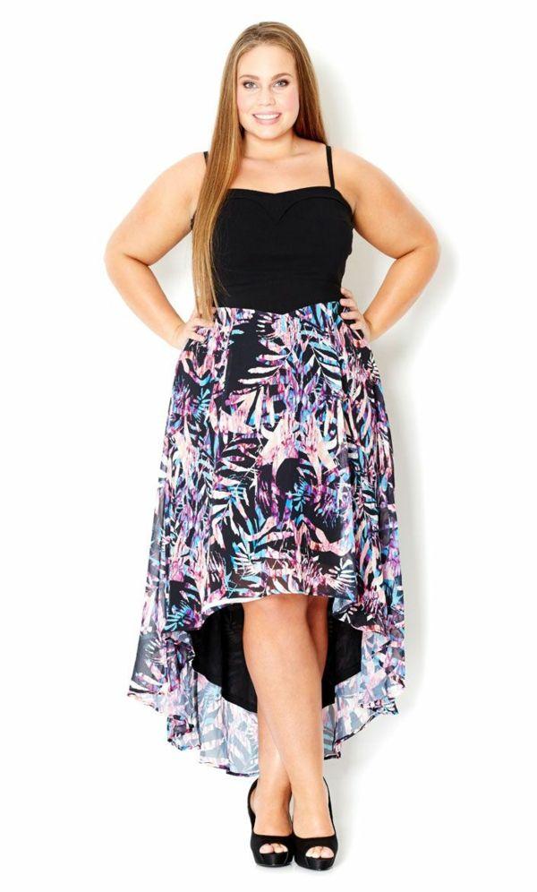 e913f5ed328c9e Mode für mollige junge Damen - Tolle Kleidung für mollige Frauen