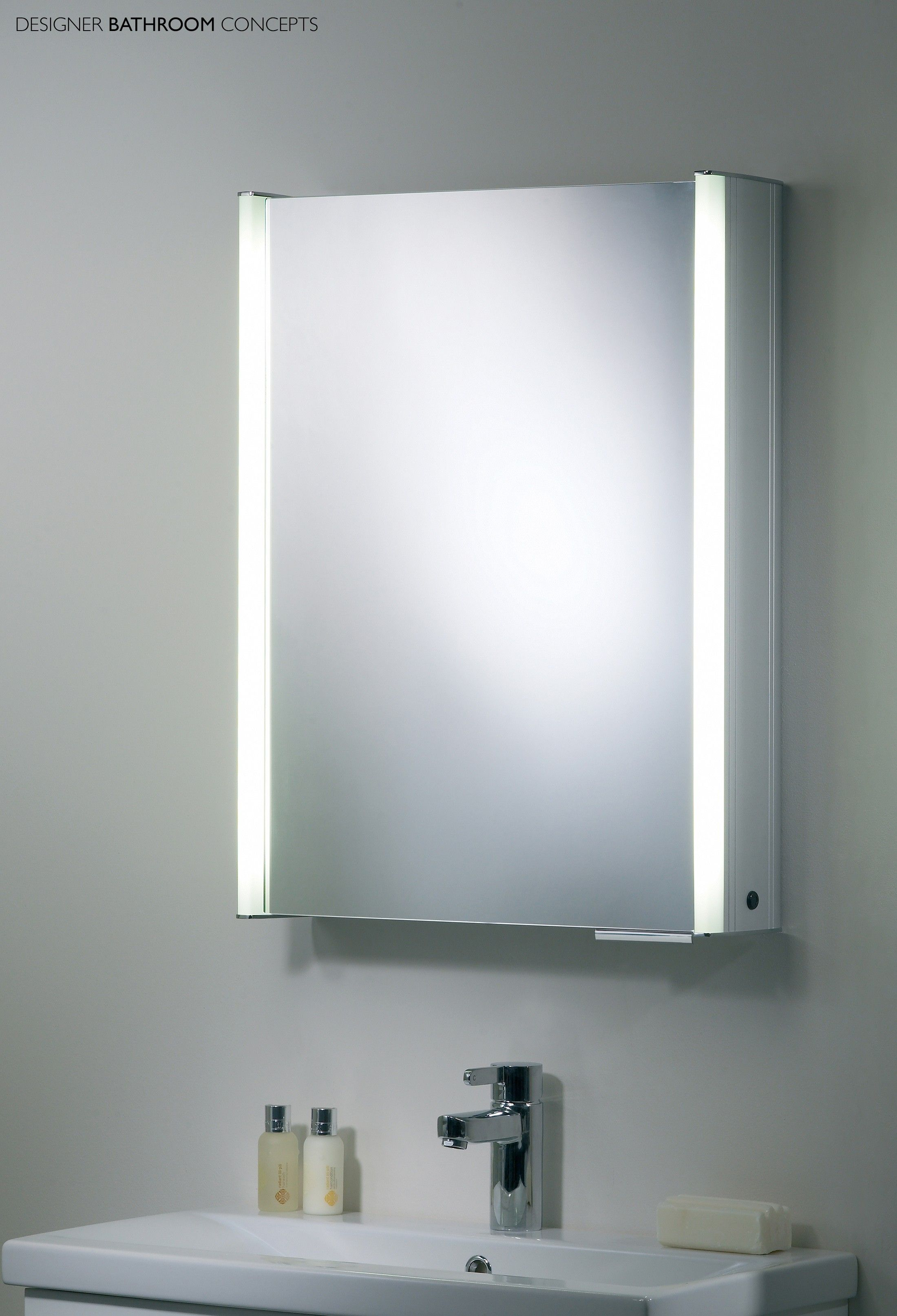 B And Q Led Bathroom Mirrors