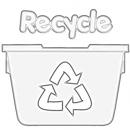 Recycling Worksheets For Kids Recycling For Kids Worksheets For
