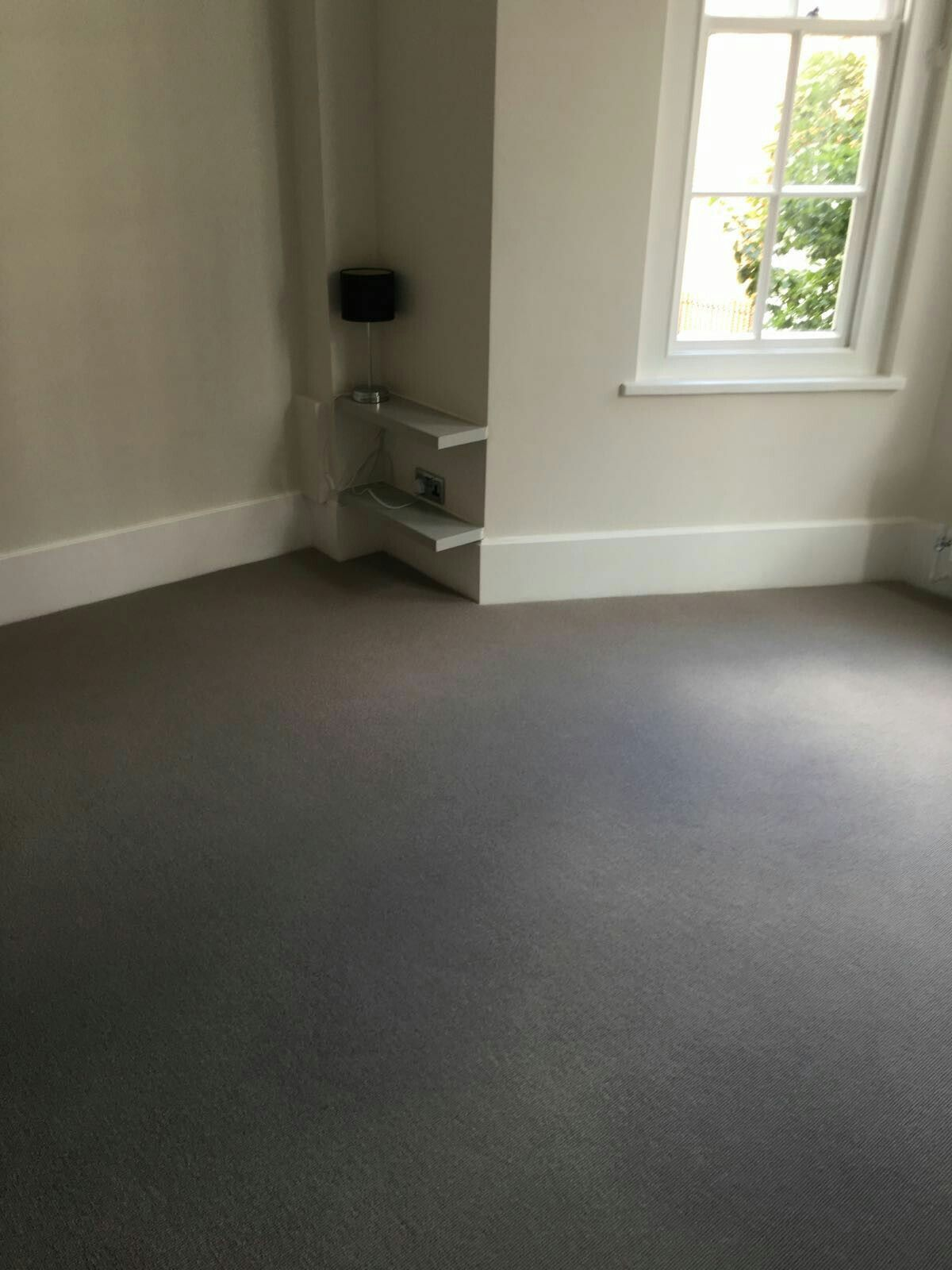 Bespoke fitted domestic carpets