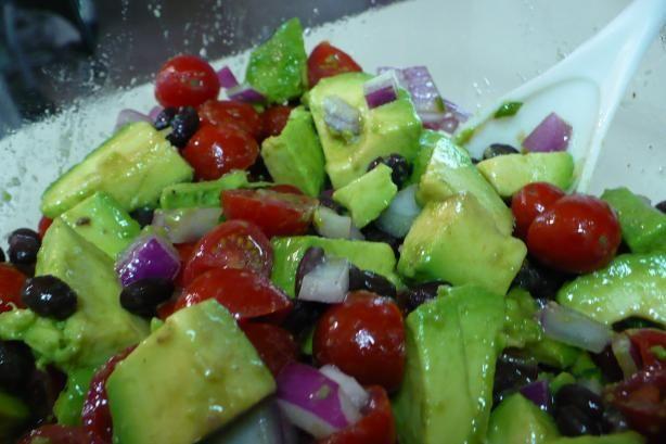 Guacamole Salad Barefoot Contessa) Ina Garten Recipe - Food.com - 239592
