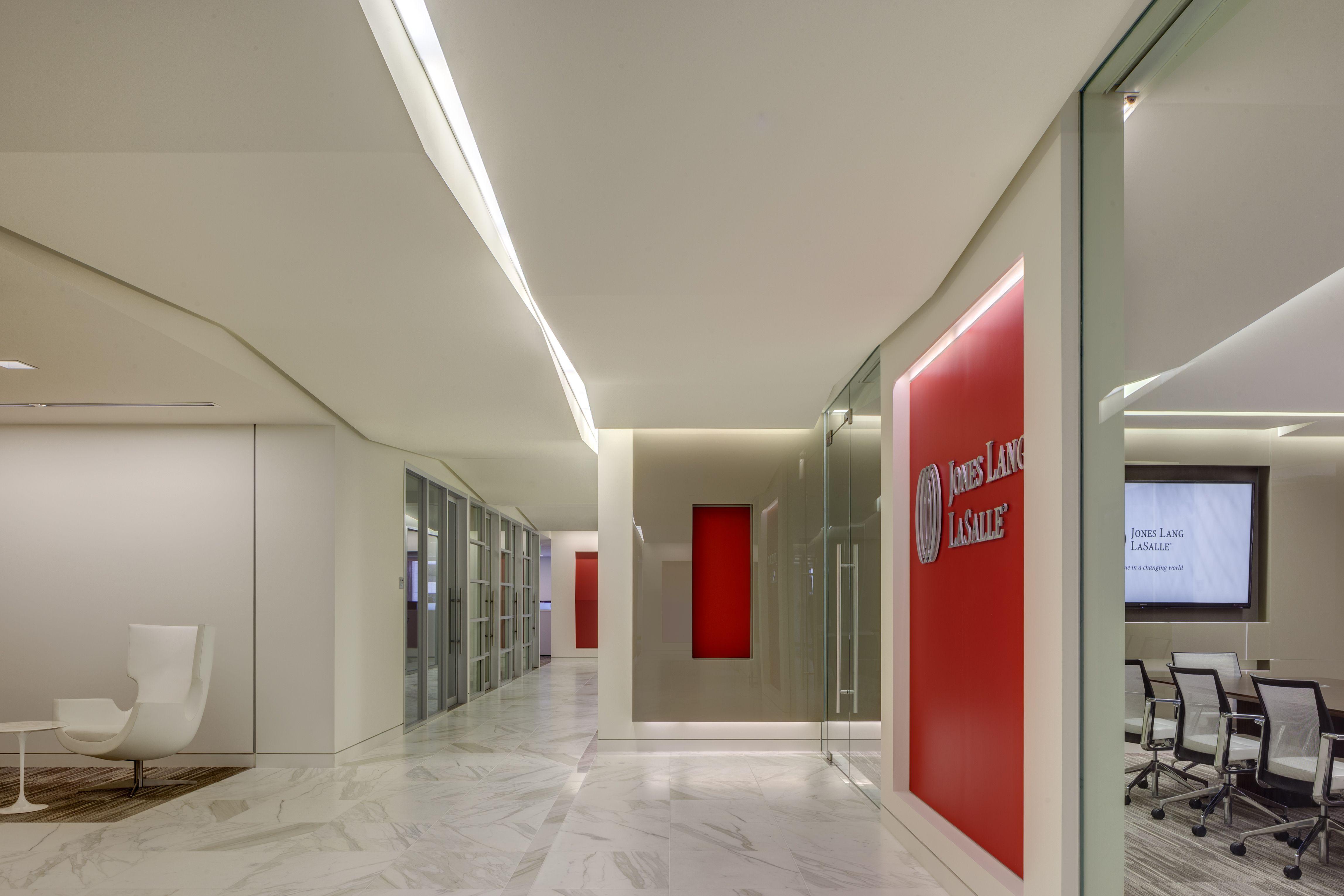 Jones Lang LaSalle Interior Design By HHendy Associates
