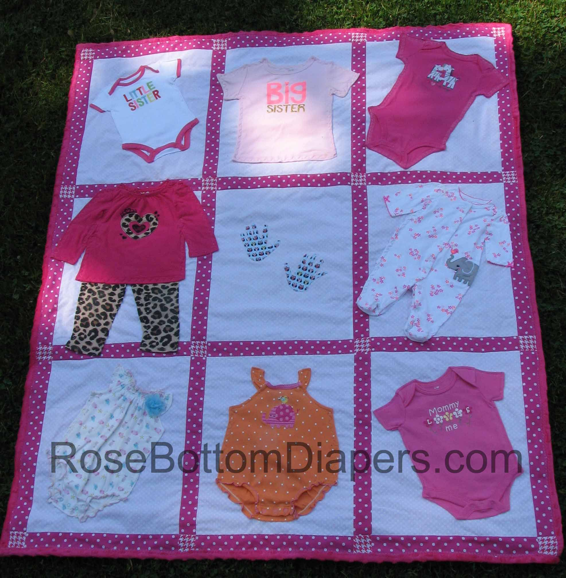 baby clothes quilt   baby clothes keepsakes   Pinterest   Baby ... : quilting for babies - Adamdwight.com