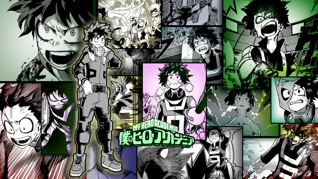 Boku No Hero Academia Wallpaper Boku No Hero Academia Opening Boku