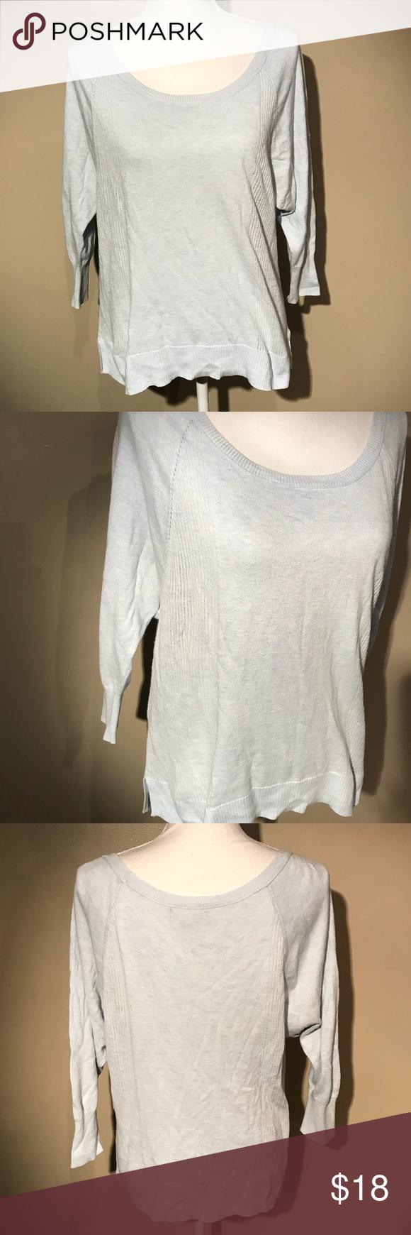 008028617 AE baby blue sweater в 2018 г.