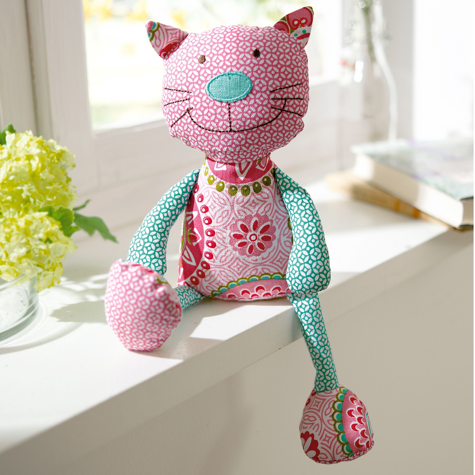 Cat softies | Que Kuki! | Pinterest | Kuscheltiere, Türstopper und Nähen