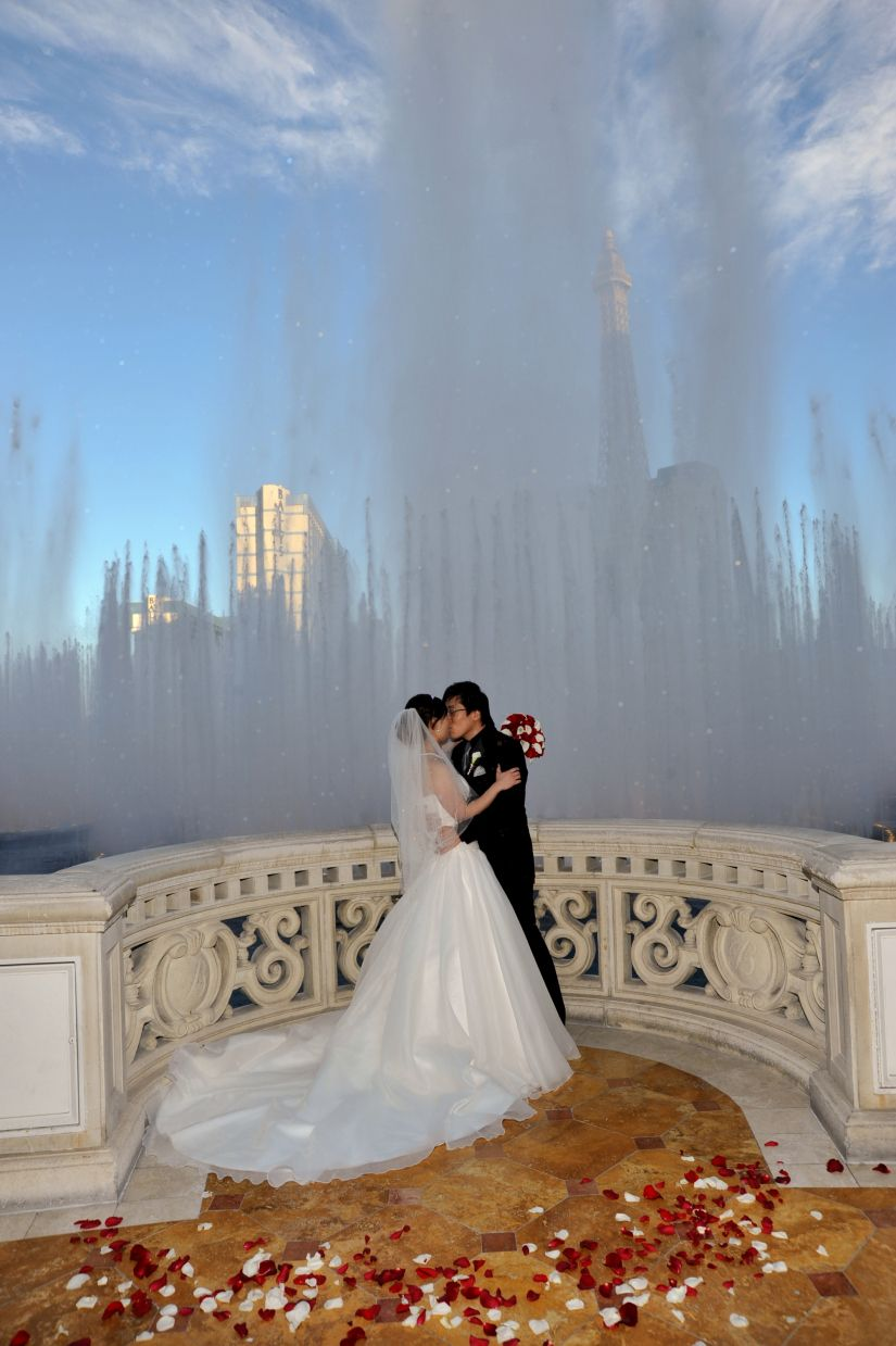 Top 10 Places To Get Hitched In Las Vegas