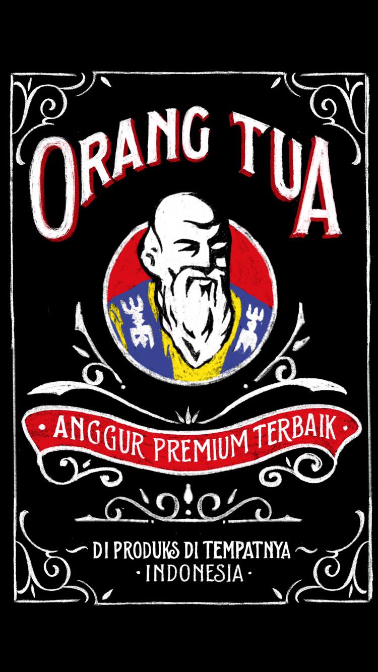 Anggur Orang Tua Logo : anggur, orang, ANGGUR, Ideas, Funny, Logo,, Dragon, Wallpapers,