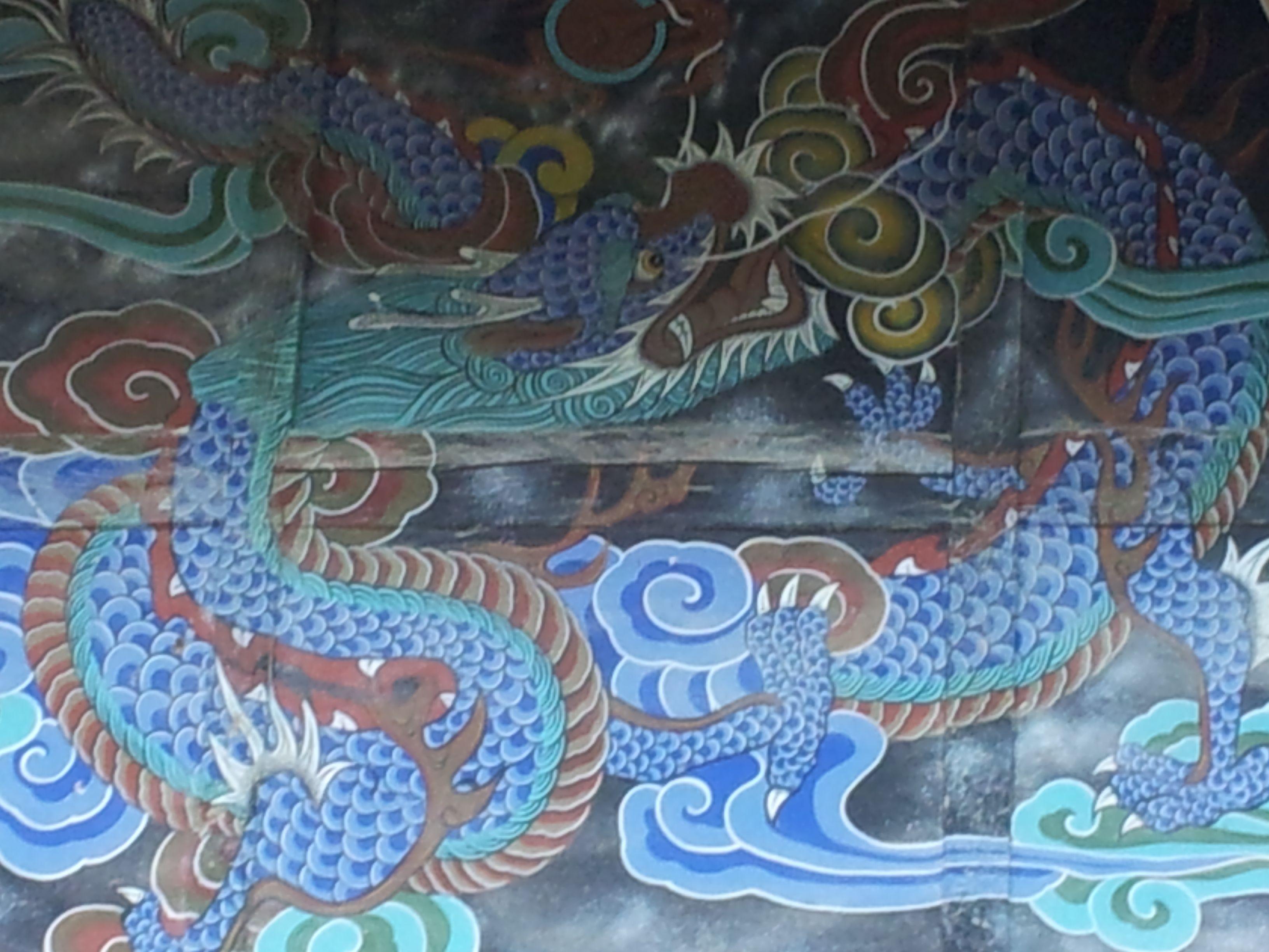 Tongdosa, South Korea