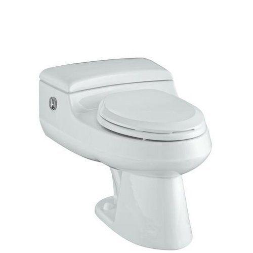 Kohler K 3648 0 Kohler K 3648 San Raphael Comfort Height One Piece Elongated Toilet Less Seat White Faucets Direct Kohler Toilet