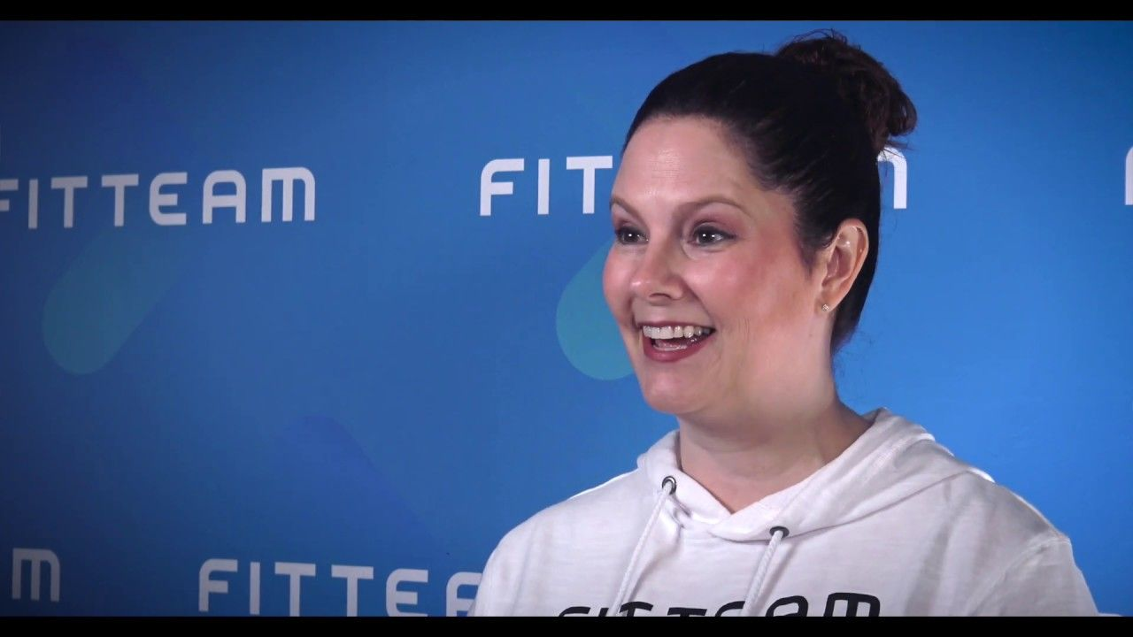 This changed her entire life! (FITTEAM Lifestyle Tiffany