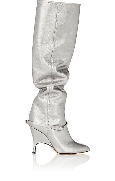 Alchimia Di Ballin Metallic Over-The-Knee Boots best sale for sale free shipping visit outlet footaction uiRe7Eky