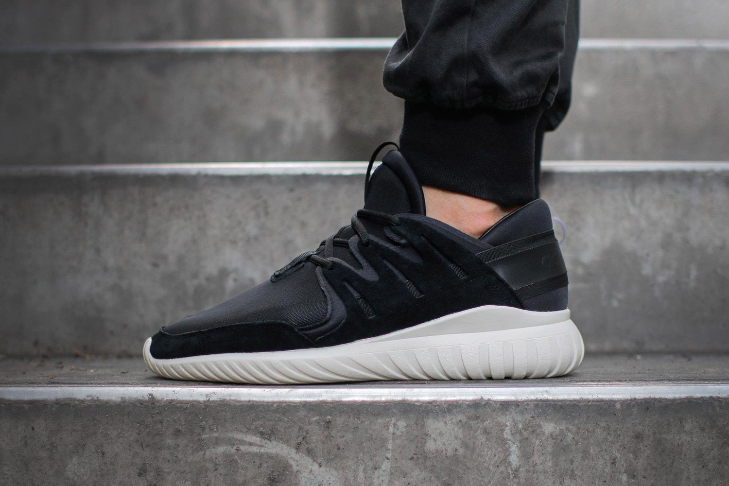 Adidas Tubular Radial Nightnavy Men Sneaker Unboxing On feet