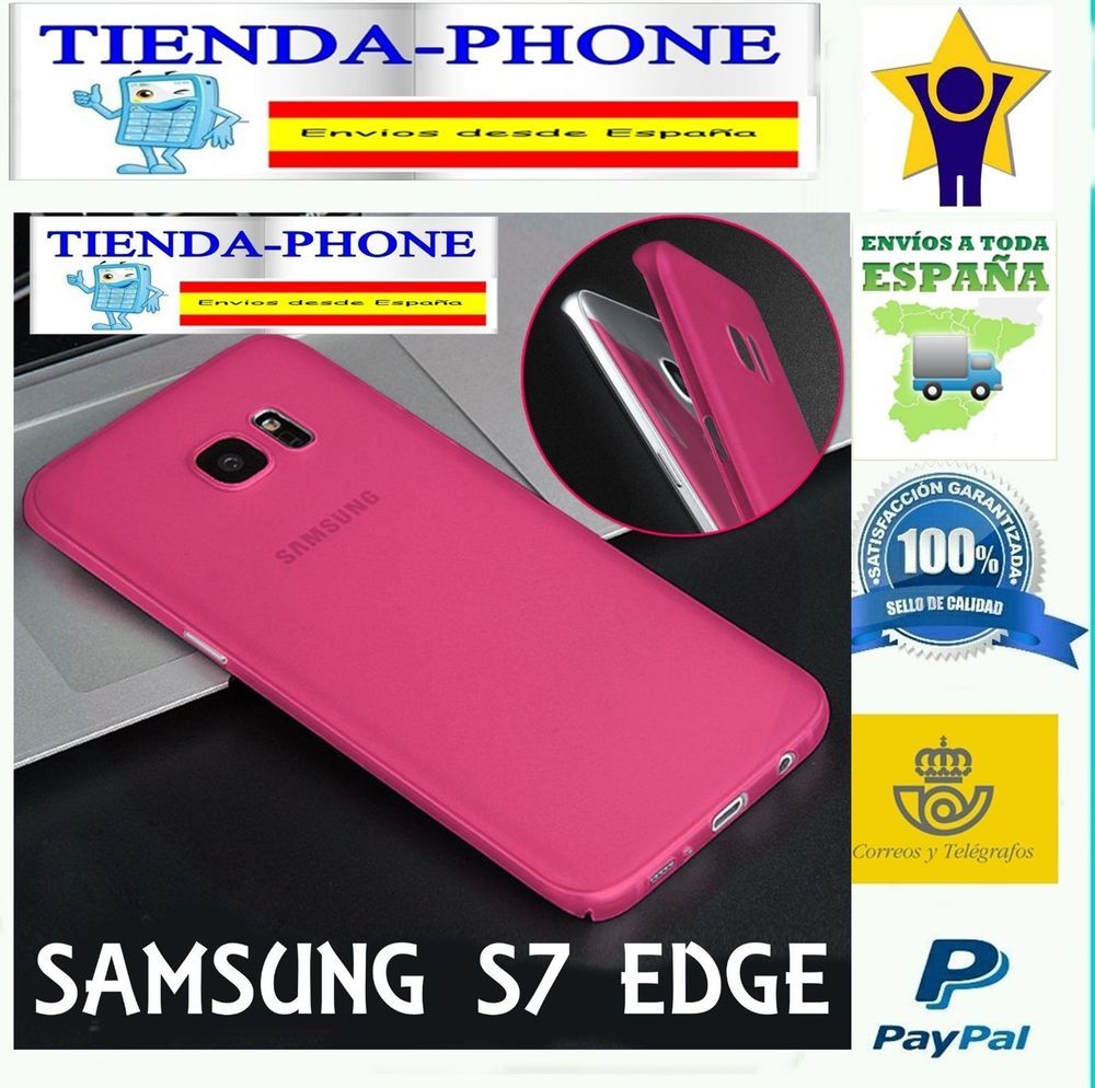 carcasa samsung s7 edge ebay
