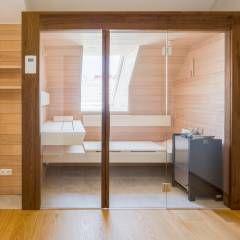 Sauna modern design  Wohnideen, Interior Design, Einrichtungsideen & Bilder | Hausumbau ...