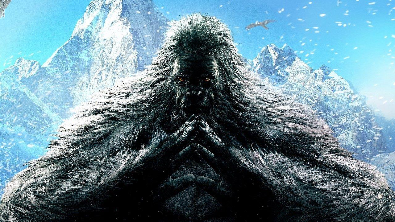 Frost Snow Gorilla Art Yeti Far Cry 4 Gorilla Wallpaper Gorillas Art