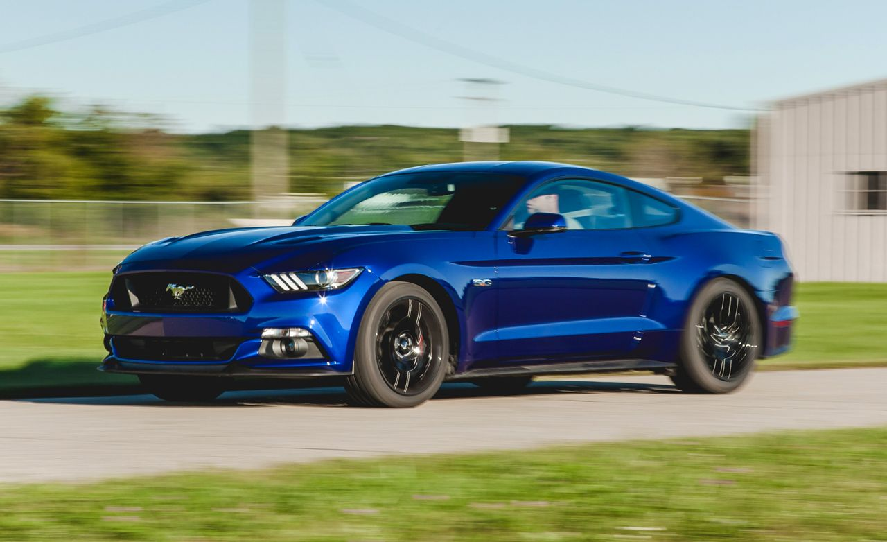 2020 Ford Mustang Review Pricing And Specs 2015 Ford Mustang