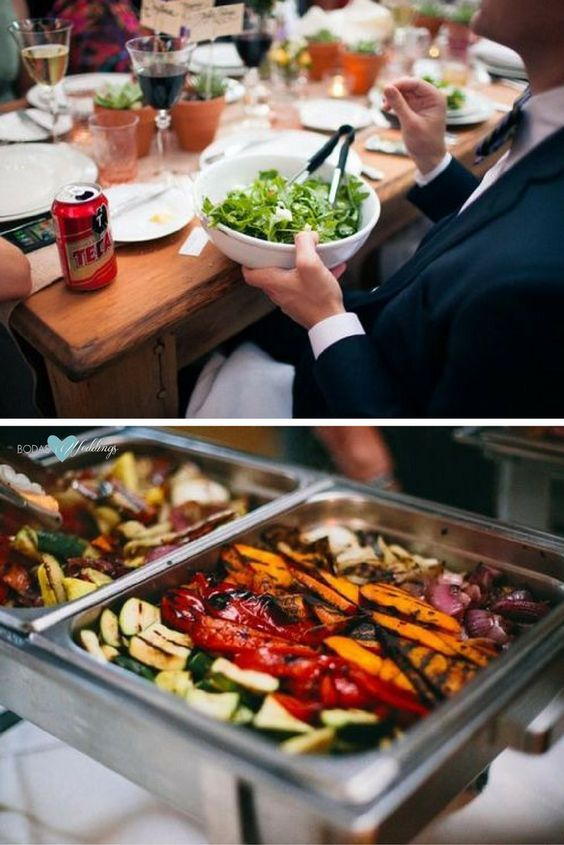 Sustainable Catering For Weddings From Farm To Table Wedding Food Catering Catering Food Raw Food Recipes