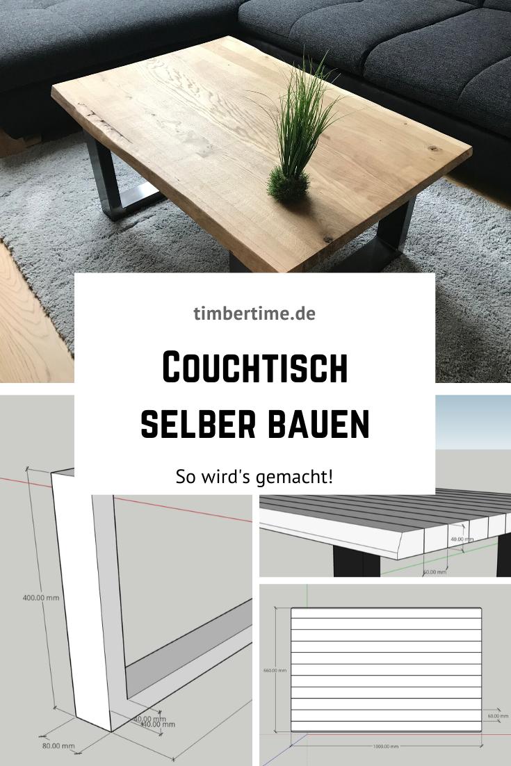 Photo of Couchtisch selber bauen – DIY Couchtisch