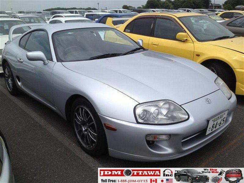 JDM Toyota Supra RZ, 6 Speed, TRD 320km, Super Clean In