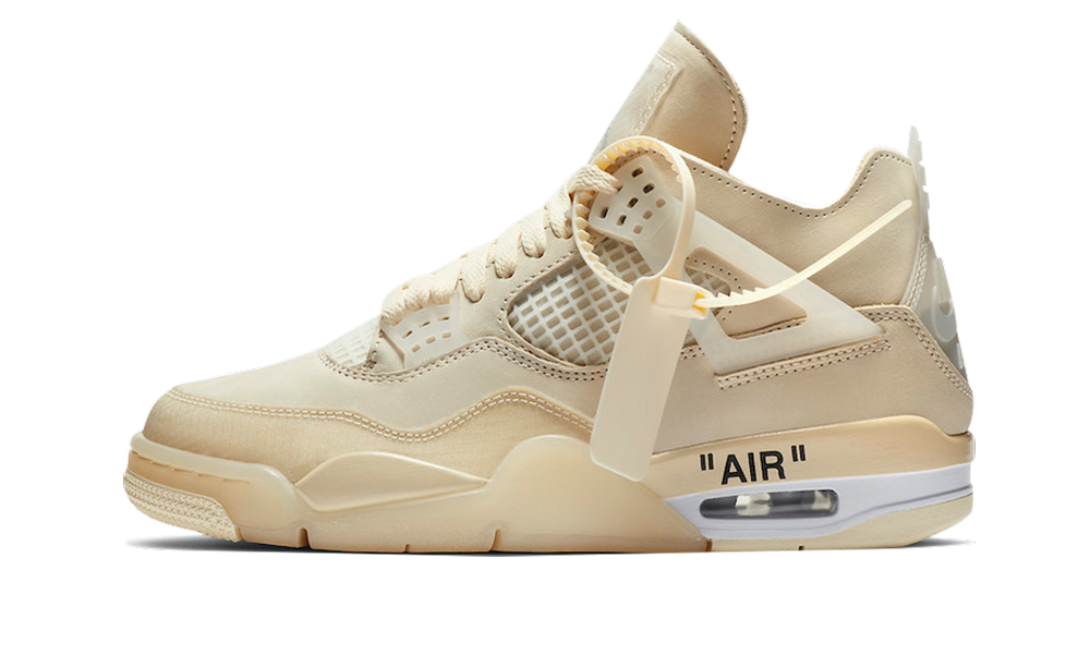 Air Jordan 4 Retro Sp Wmns Off White Sail Cv9388 100 2020 In 2021 Air Jordans Best Sneakers Jordans For Men