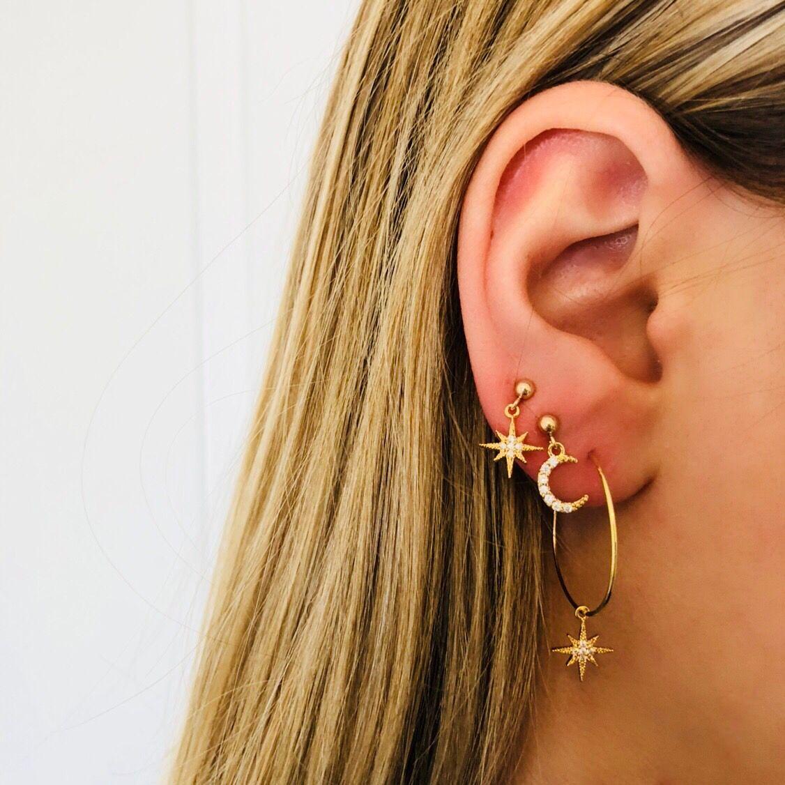Piercing ideas for girls  P I N T E R E S T   roseburst   j e w e l l e r y  Pinterest