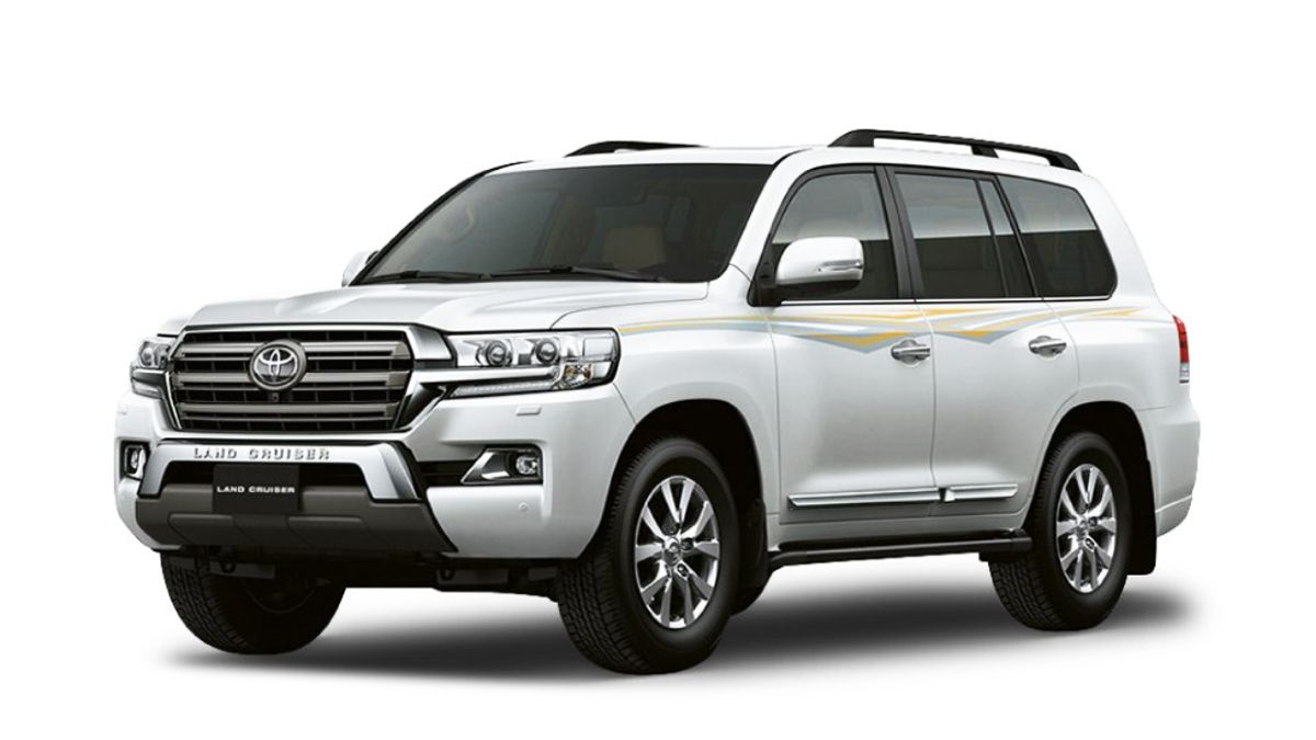 Review 2019 Toyota Land Cruiser Specs And Images Feels Free To