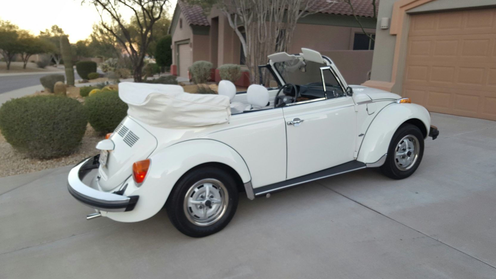 1979 Volkswagen Beetle Convertible presented as Lot S44.1 at ...