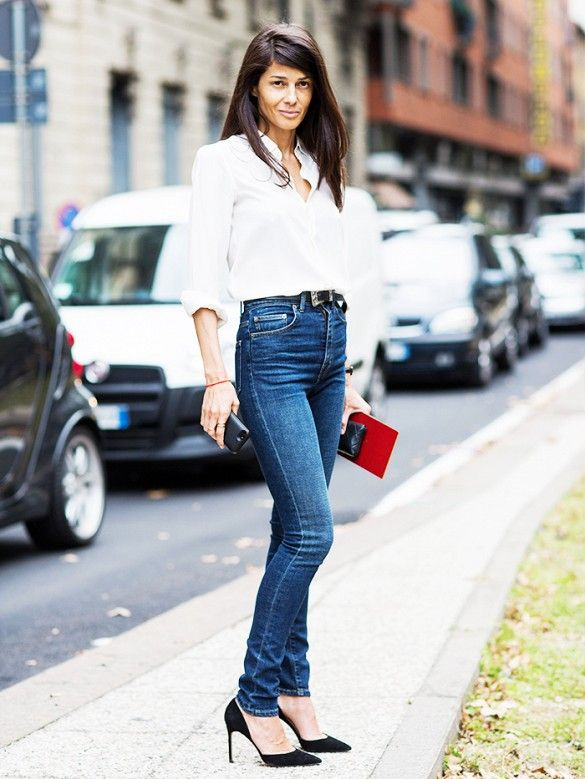 cc0cd808441 6 Easy Ways to Look Polished in Your Jeans