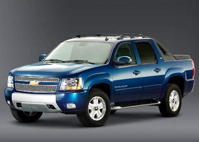 Chevy Avalanche To Be Discontinued Chevy Avalanche 2008 Chevy Avalanche Chevy