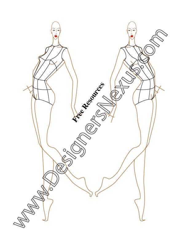 V41 free female fashion figure side pose croqui free download v41 free female fashion figure side pose croqui free download adobe illustrator png pronofoot35fo Choice Image