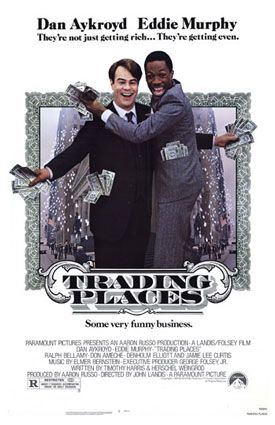 Trading Places Wikipedia The Free Encyclopedia Trading Places Eddie Murphy Movie Posters
