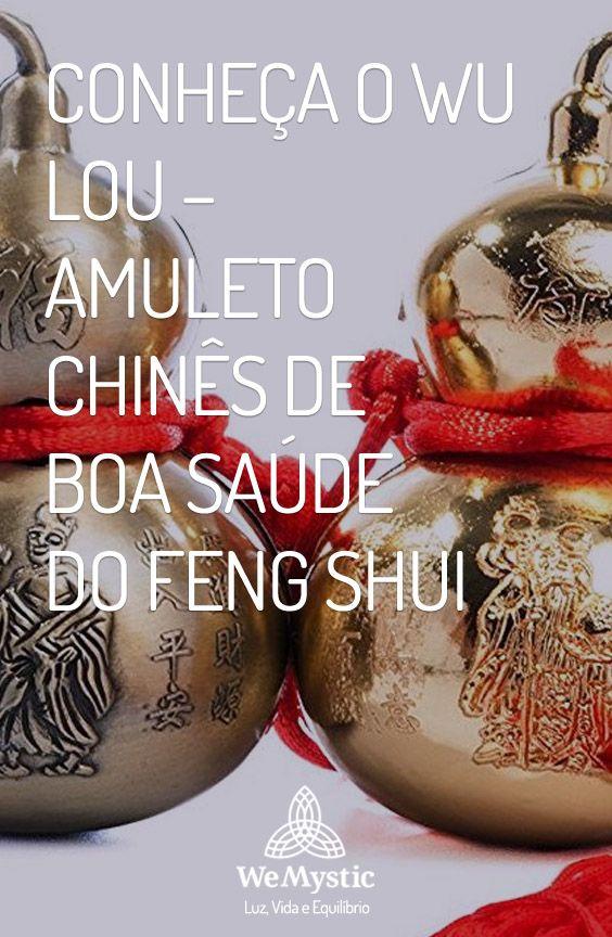 Conheca O Wu Lou Amuleto Chines De Boa Saude Do Feng Shui Feng