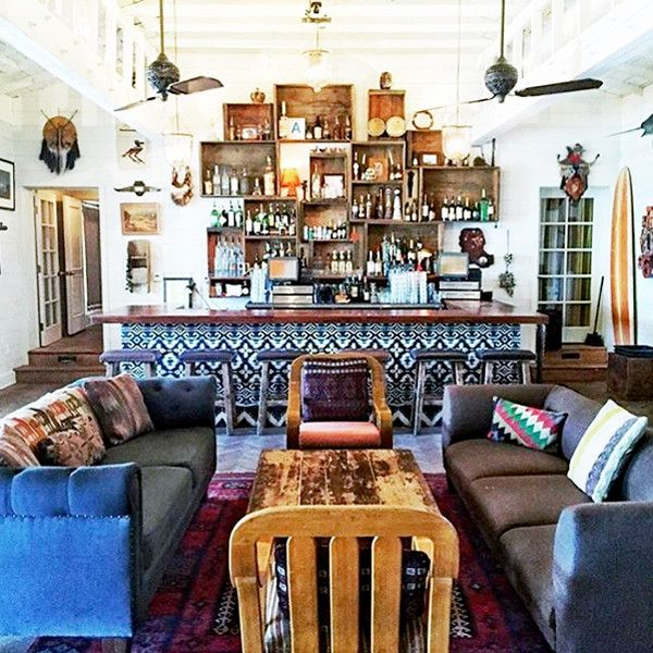 The Bungalow - The Best Design-Savvy Bars On Insta - Photos