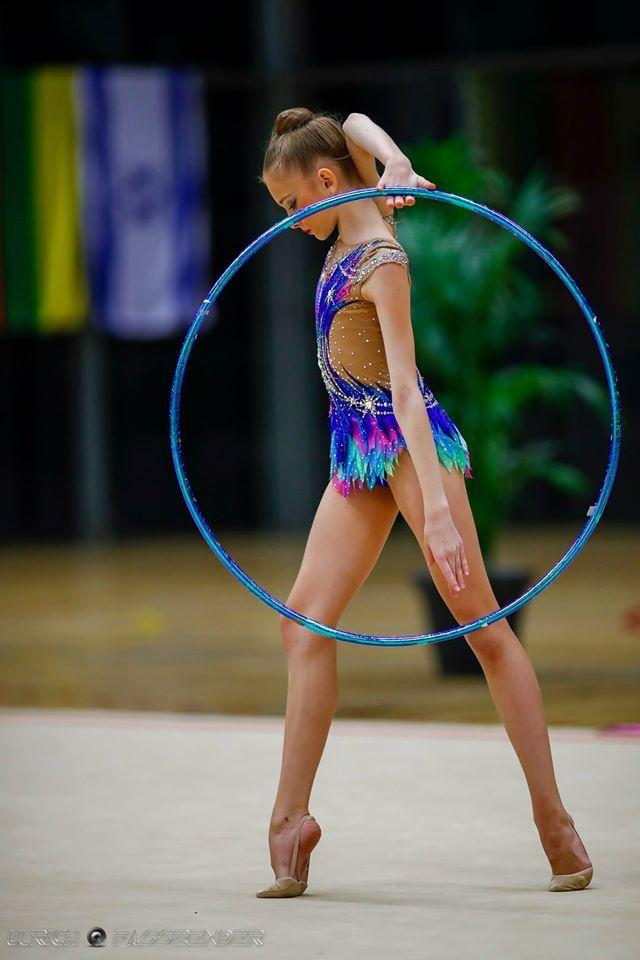 #hoop #Rhythmic_gymnastics #RG