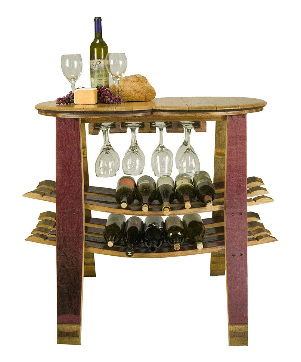 wine rack barrel large sale appliances renoback calgary com for in recycled