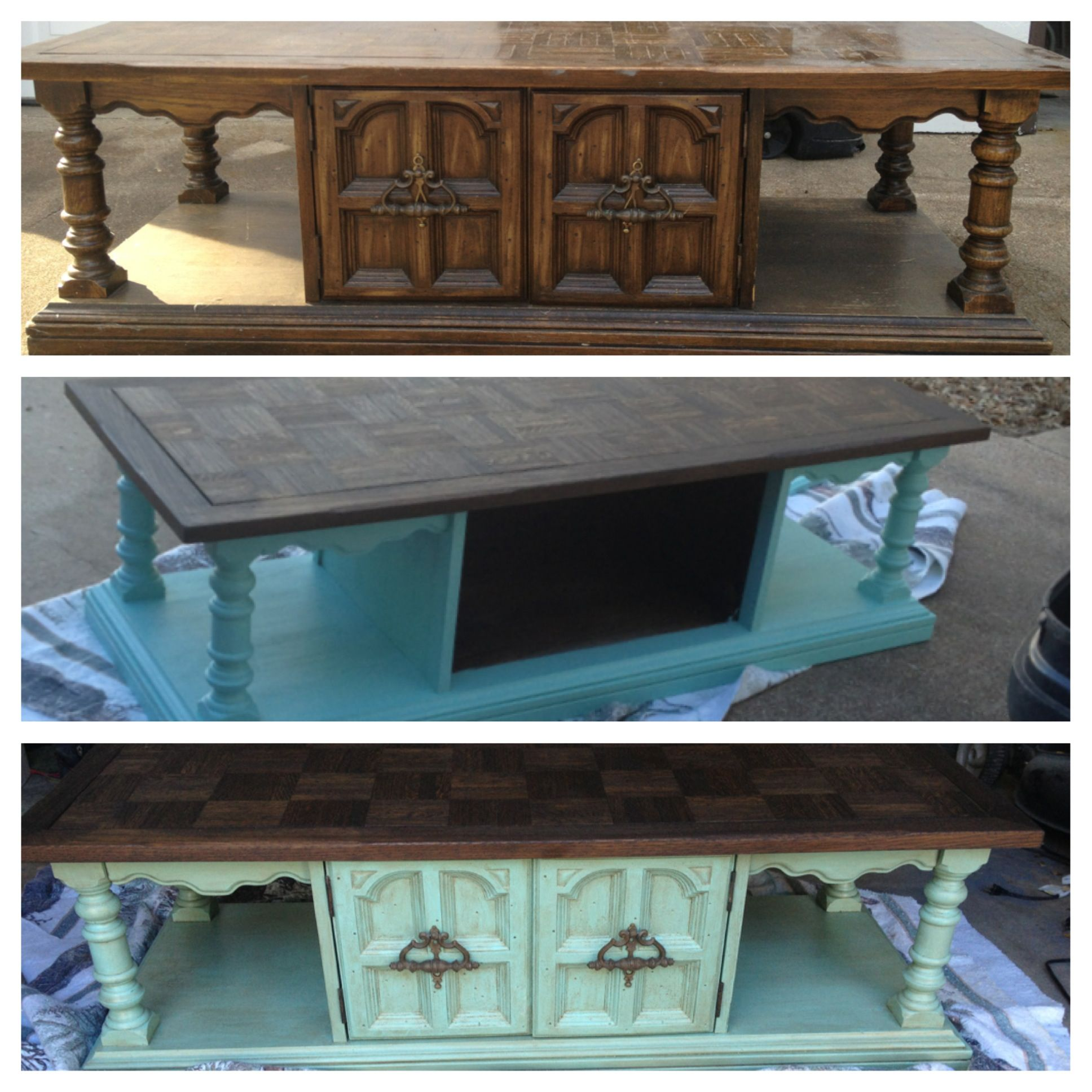 Repurposed Coffee Table Pinterest Crafts