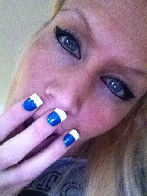 Nails & make up!