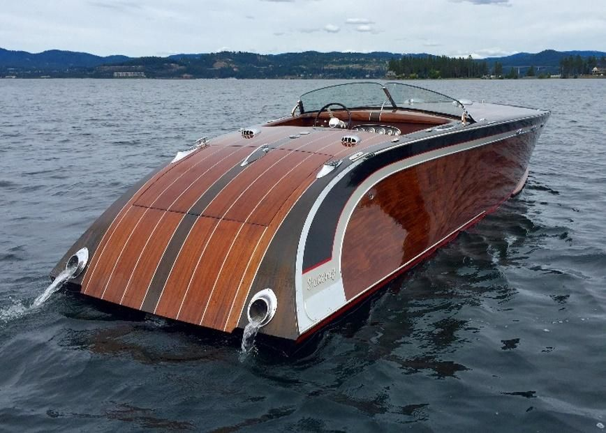 StanCraft Boat Company Specializing In The Custom Building Of Classic Wooden Boats Since Each Is Designed And Built By Hand
