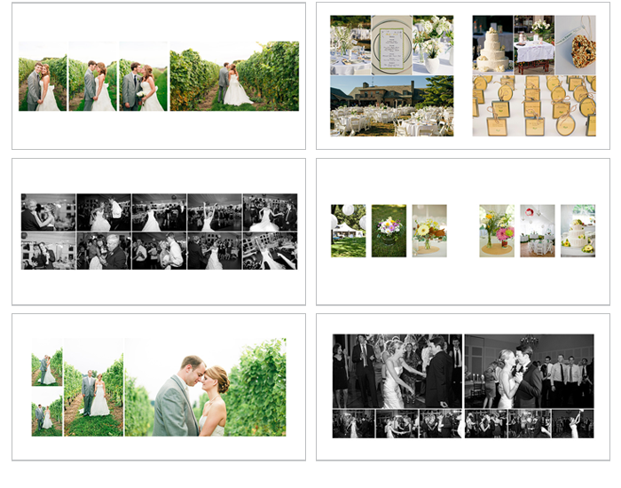 wedding album template indesign - Black.dgfitness.co