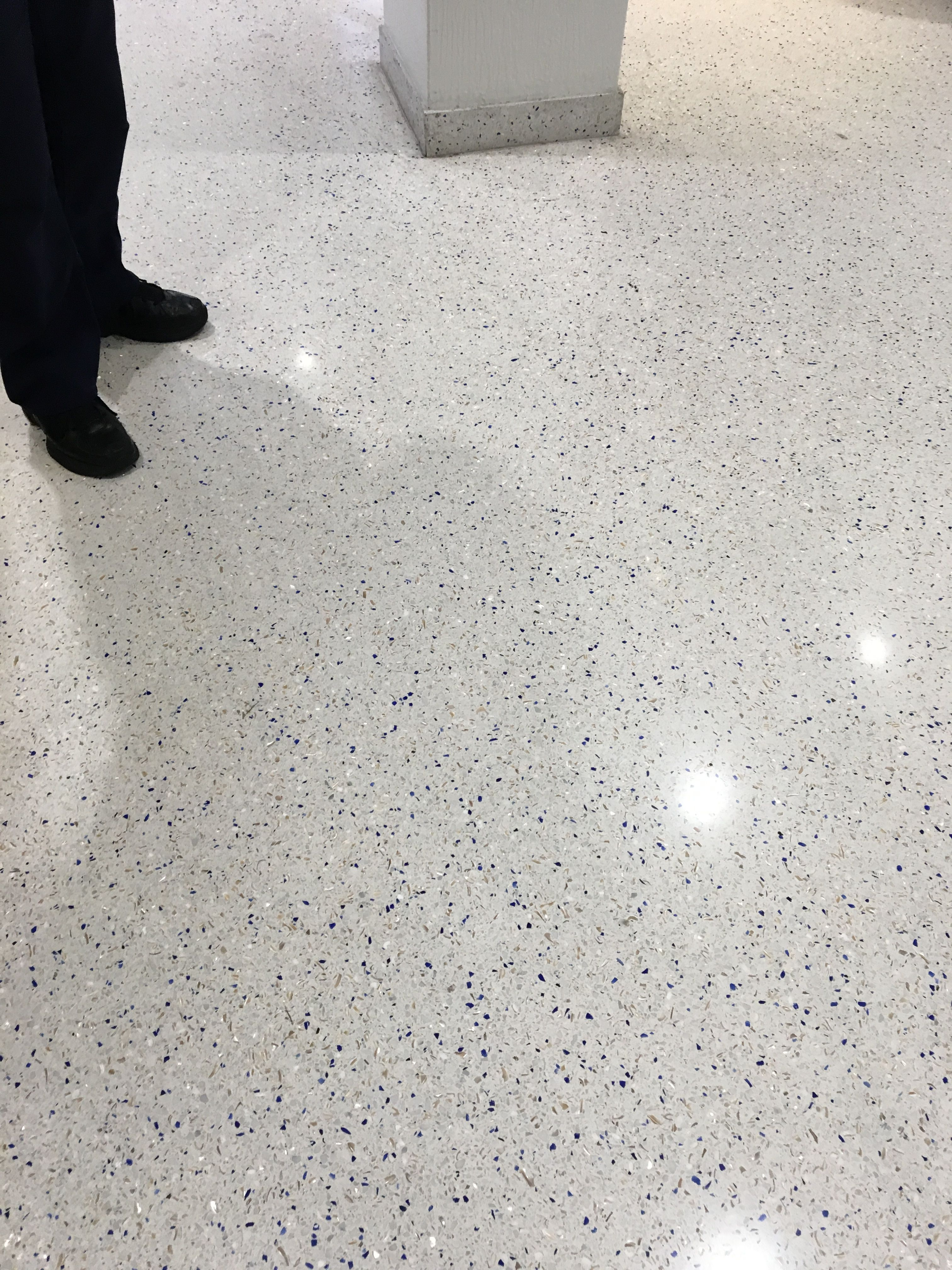 The Design Options Are Endless When Choosing A Terrazzo
