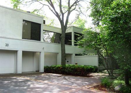Modern Architecture Homes in Winnetka ... by Margaret Goss, Baird & Warner - Winnetka/North Shore, 847.977.6024.