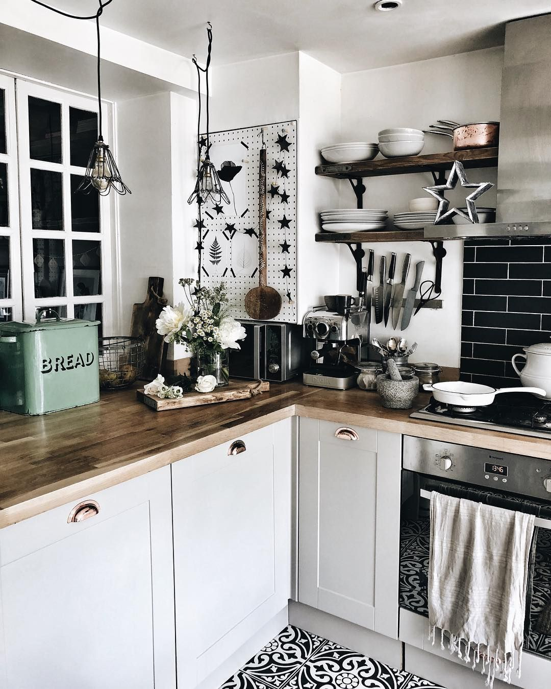 Kitchen House Ideas Scandy House House Design House Plans House Decorations Dream House Small House Cute Living Room Interior Design Living Room Kitchen