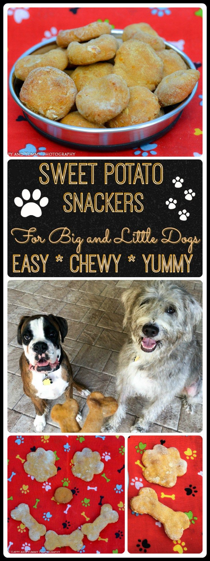 Sweet Potato Snackers for Dogs Recipe Sweet potatoes